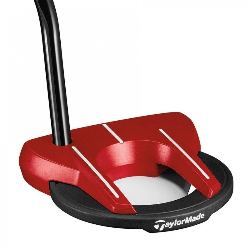 ⛳ TaylorMade Spider Arc Red Putter -...