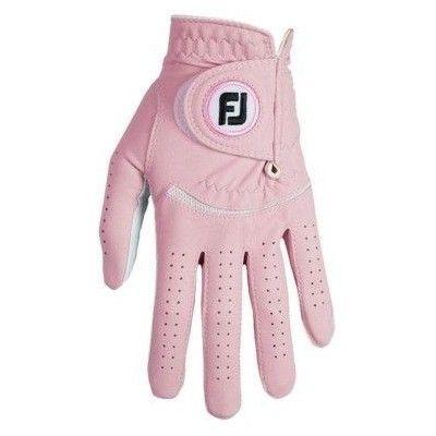 FootJoy Spectrum - rękawiczka golfowa damska - lewa - jasno-różowa