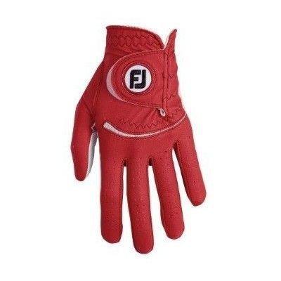 FootJoy Spectrum - rękawiczka golfowa - czerwona