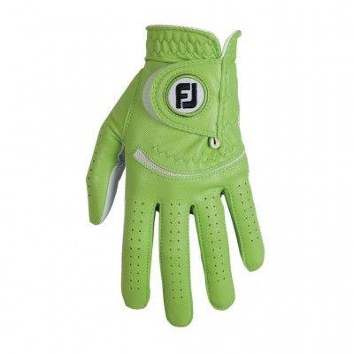 FootJoy Spectrum - rękawiczka golfowa - lewa - zielona