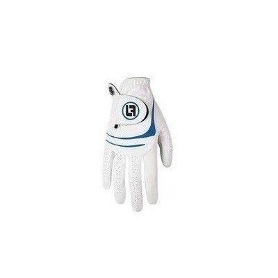 FootJoy Junior - rękawiczka golfowa - lewa - biało-niebieska