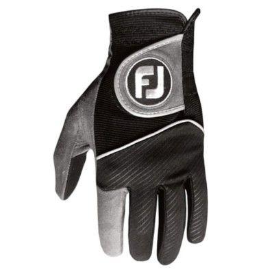 FootJoy RainGrip Xtreme - rękawiczki golfowe - para - czarna