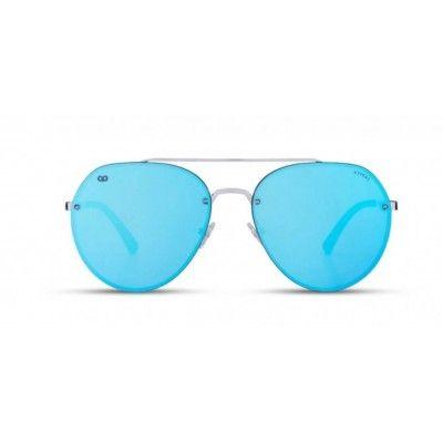 ⛳ Kypers Waspe 58 - okulary przeciwsłoneczne - srebrne