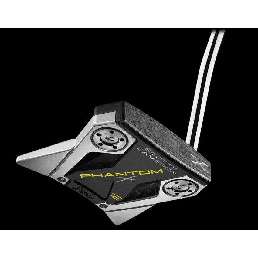 Titleist-Scotty-Cameron-Phantom-X12-putter-kij-golfowy