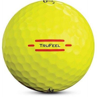 Titleist-trufeel-pilki-golfowe-zolte-4