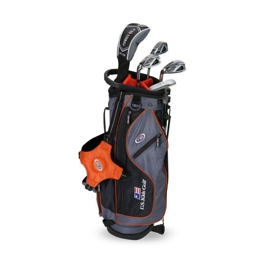 U.S.-KIDS-51-SET-zestaw-kijow-golfowych-rozne-kolory-2