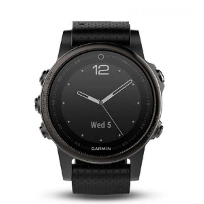 Garmin-Fenix-5S-Sapphire-urzadzenie-GPS-czarny-2