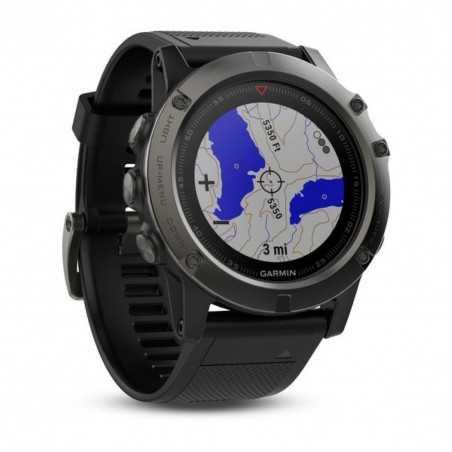Garmin-Fenix-5X-Sapphire-urzadzenie-GPS-czarny-2