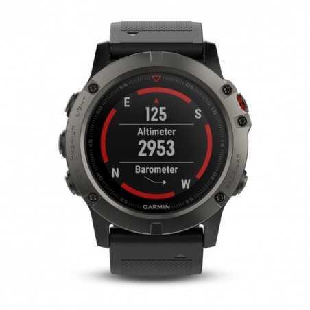 Garmin-Fenix-5X-Sapphire-urzadzenie-GPS-czarny-3