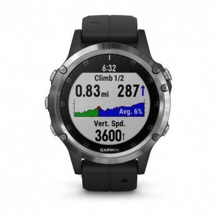 Garmin-Fenix-5S-Plus-urzadzenie-GPS-czarny-4