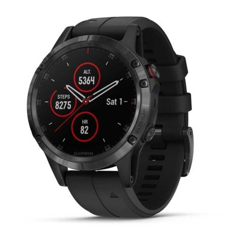 Garmin-Fenix-5-Plus-Sapphire-urzadzenie-GPS-czarny