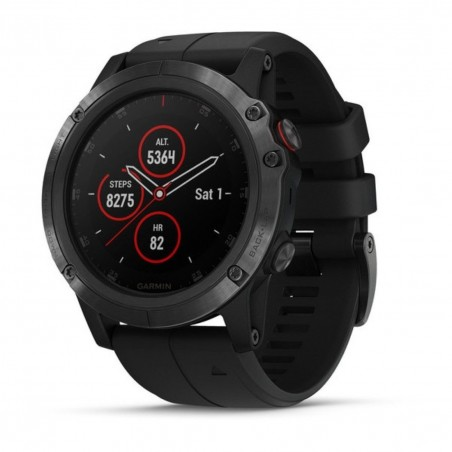 Garmin-Fenix-5X-Plus-Sapphire-urzadzenie-GPS-czarny