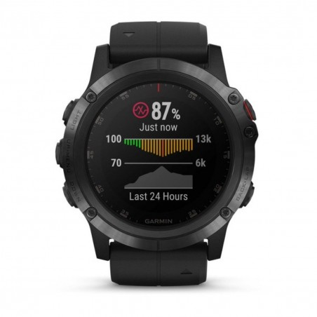 Garmin-Fenix-5X-Plus-Sapphire-urzadzenie-GPS-czarny-2