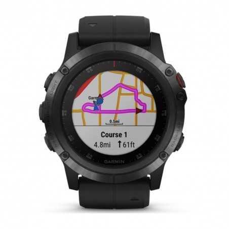 Garmin-Fenix-5X-Plus-Sapphire-urzadzenie-GPS-czarny-5