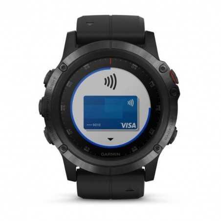 Garmin-Fenix-5X-Plus-Sapphire-urzadzenie-GPS-czarny-6