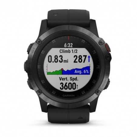 Garmin-Fenix-5X-Plus-Sapphire-urzadzenie-GPS-czarny-8