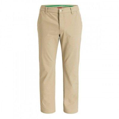 Alberto Pro 3 x Dry Cooler- spodnie golfowe - beżowe