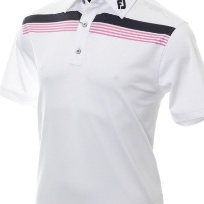 FootJoy-Stretch-Pique-Chestband-Polo-koszulka-golfowa-bialo-granatowa-2