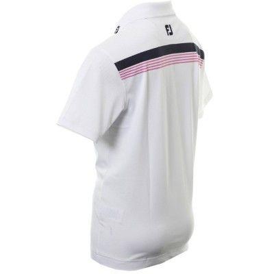 FootJoy-Stretch-Pique-Chestband-Polo-koszulka-golfowa-bialo-granatowa-3