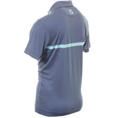 FootJoy-Deep-Blue-with-Mint-Polo-koszulka-golfowa-niebiesko-mietowa-3