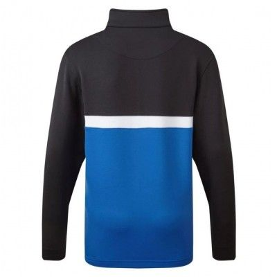 FootJoy-14-ZIP-Colour-Blocked-CHILLOUT-bluza-golfowa-czarno-niebieska-2
