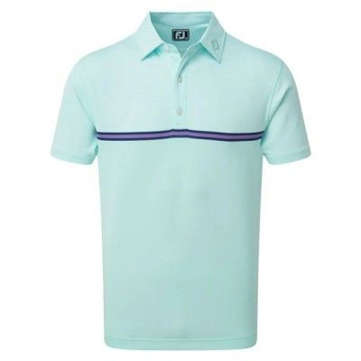 FootJoy-Jacquard-Top-Colour-Block-Polo-koszulka-golfowa-mietowa