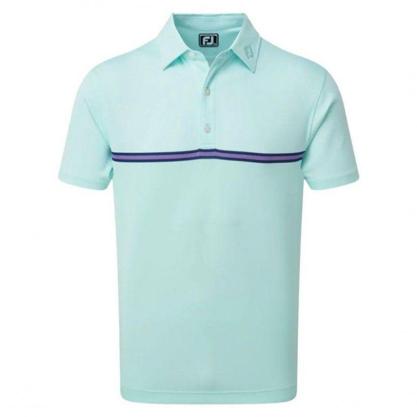 FootJoy-Jacquard-Top-Colour-Block-Polo-koszulka-golfowa-mietowa