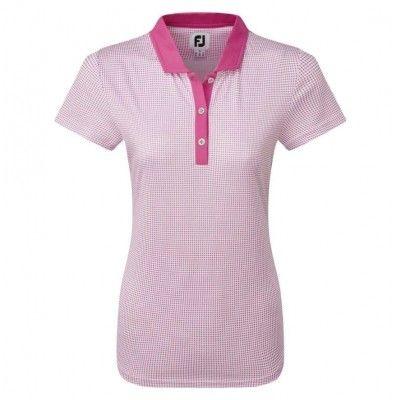 FootJoy-WMNS-Cap-Sleeve-Micro-Interlock-Dot-Print-bluzka-golfowa-rozne-kolory