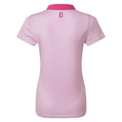 FootJoy-WMNS-Cap-Sleeve-Micro-Interlock-Dot-Print-bluzka-golfowa-rozne-kolory-2