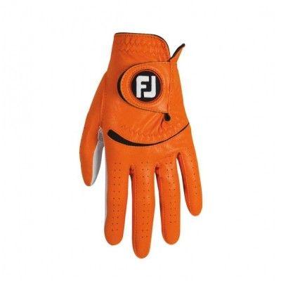 FootJoy Spectrum - rękawiczka golfowa - pomarańczowa