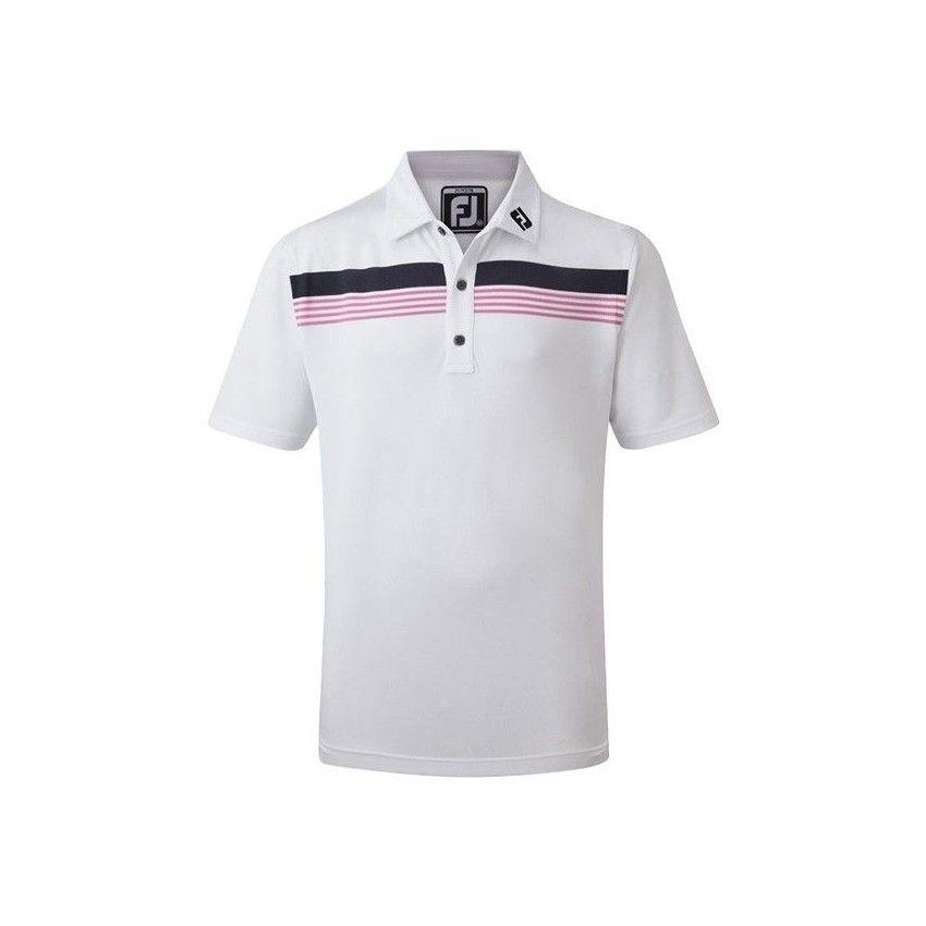 FootJoy-Stretch-Pique-Chestband-Polo-koszulka-golfowa-bialo-granatowa