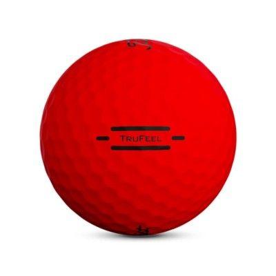 Titleist-trufeel-pilki-golfowe-czerwone-3