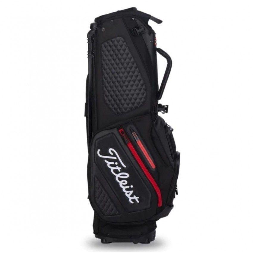 Titleist-Jet-Black-PREMIUM-Stand-Bag-torba-golfowa-czarna-2