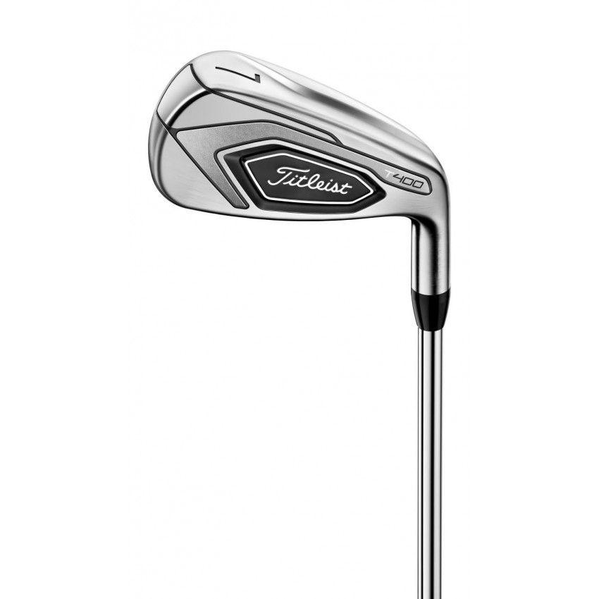 Titleist-T-Series-Golf-Irons-SET-T400-STEEL-SHAFT