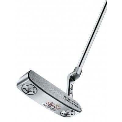 Titleist Scotty Cameron SPECIAL Select Newport Putter - kij golfowy
