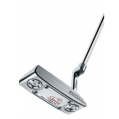 Titleist Scotty Cameron SPECIAL Select Squareback 2 Putter - kij golfowy