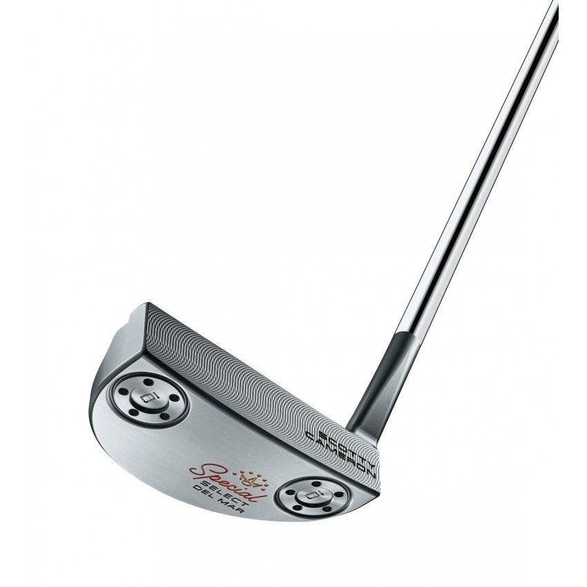 Titleist-Scotty-Cameron-SPECIAL-Select-del-mar-Putter-kij-golfowy