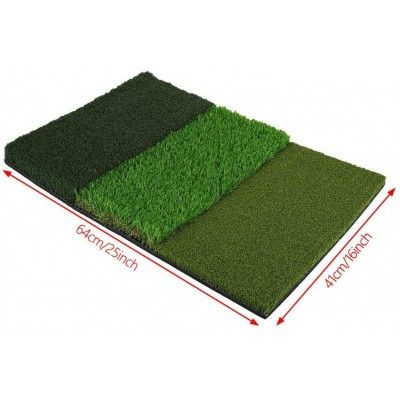Longridge-Tri-Turf-Golf-Hitting-Mat-mata-golfowa-2
