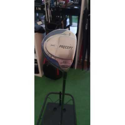 Bridgestone PRECEPT XM1 Fairway Wood - kij golfowy