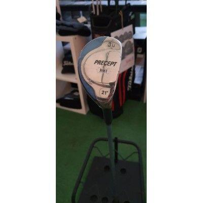 Bridgestone PRECEPT 3u XM1 Hybryda - kij golfowy