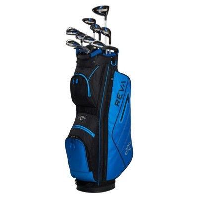 Callaway Big Bertha REVA 11 SET - zestaw kijów golfowych