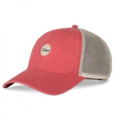 Titleist-Montauk-Mesh-czapka-golfowa-czerwona_golfhelp