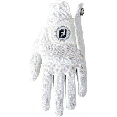 FootJoy StaCooler - rękawiczka golfowa damska - biała