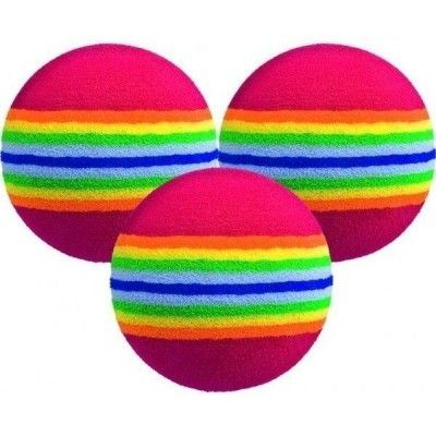 longridge-sponge-training-balls-piankowe-pilki-treningowe-wielokolorowe