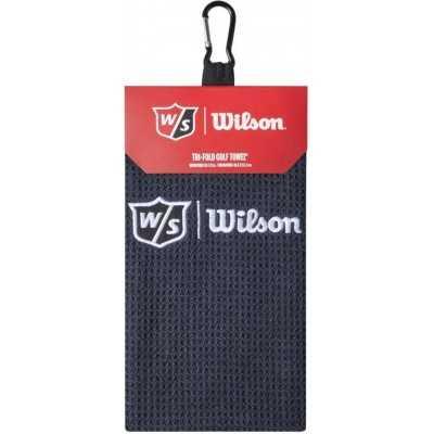 Wilson Staff Tri-Fold Towel - ręcznik golfowy - czarny