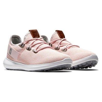 FootJoy Flex Coastal - buty golfowe - różowe