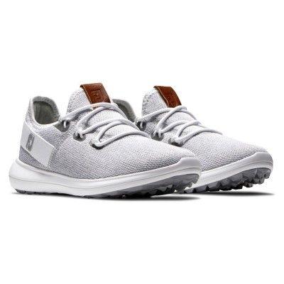 FootJoy Flex Coastal - buty golfowe - biało-szare
