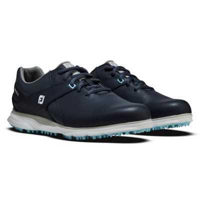 FootJoy Pro SL - buty golfowe - niebieskie