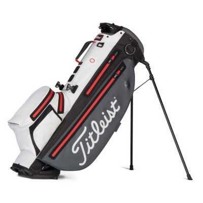 Titleist-Players-4-Plus-StaDry-torba-golfowa-czarno-bialo-czerwona_golfhelp