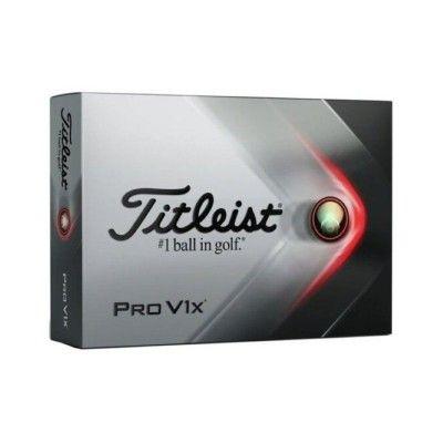 Titleist Pro V1x 2021 - piłki golfowe